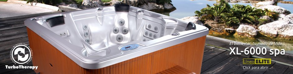 XL6000 - Linea de spas Elite